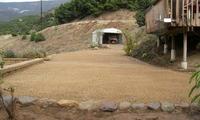 Decomposed Granite Patio