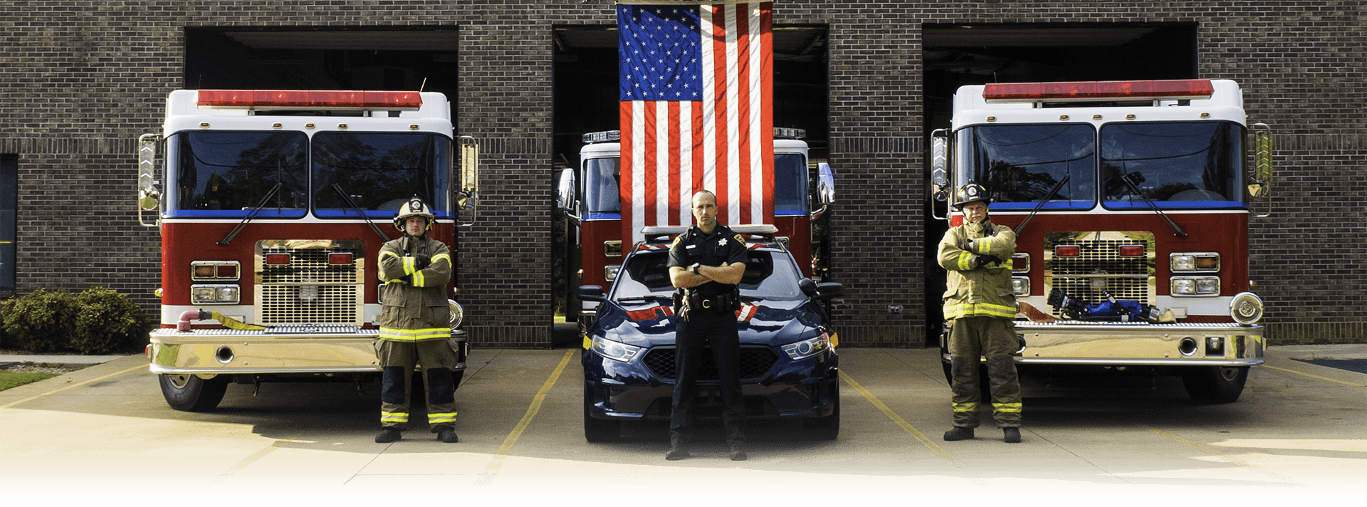 Keeping Our First Responders Strong
