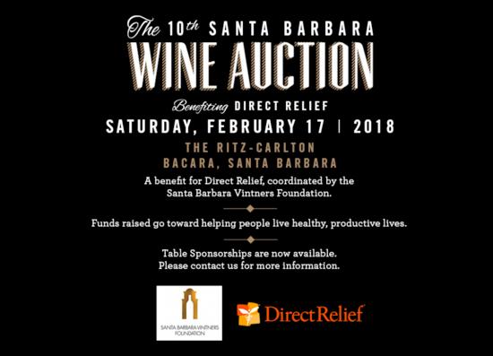 Santa Barbara Wine Auction