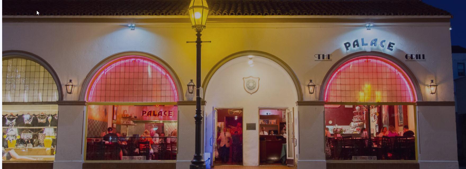 The Palace Grill Santa Barbara
