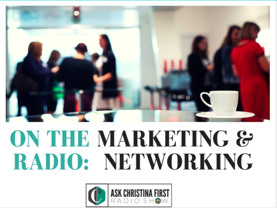 Radio: Marketing and Networking