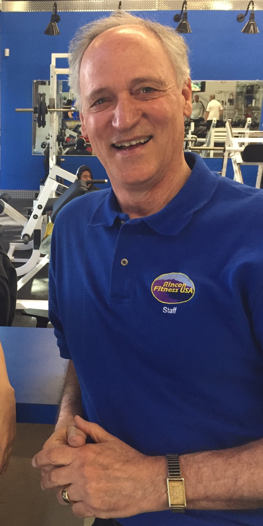 Kevin Twohy Carpinteria Fitness Gym Owner