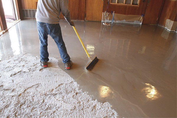 Self-Leveling Concrete Toppings Santa Barbara
