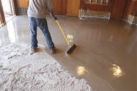 Self-Leveling Concrete Toppings