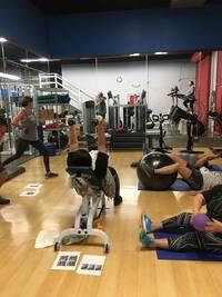 Carpinteria Fitness Gym 40+ Fitness Class