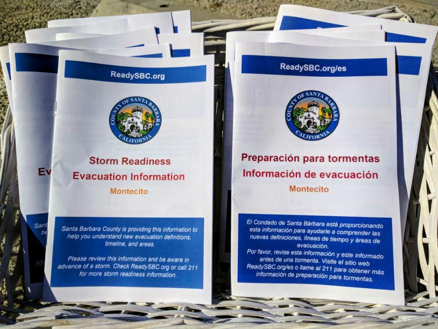 Storm Readiness Evacuation