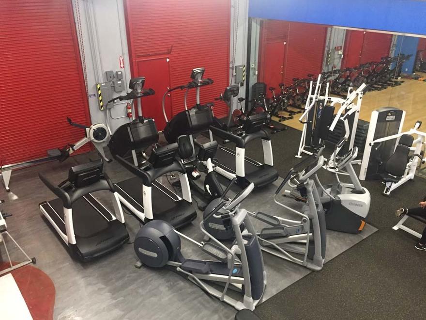 Carpinteria Fitness Gym Tour of Facilities1