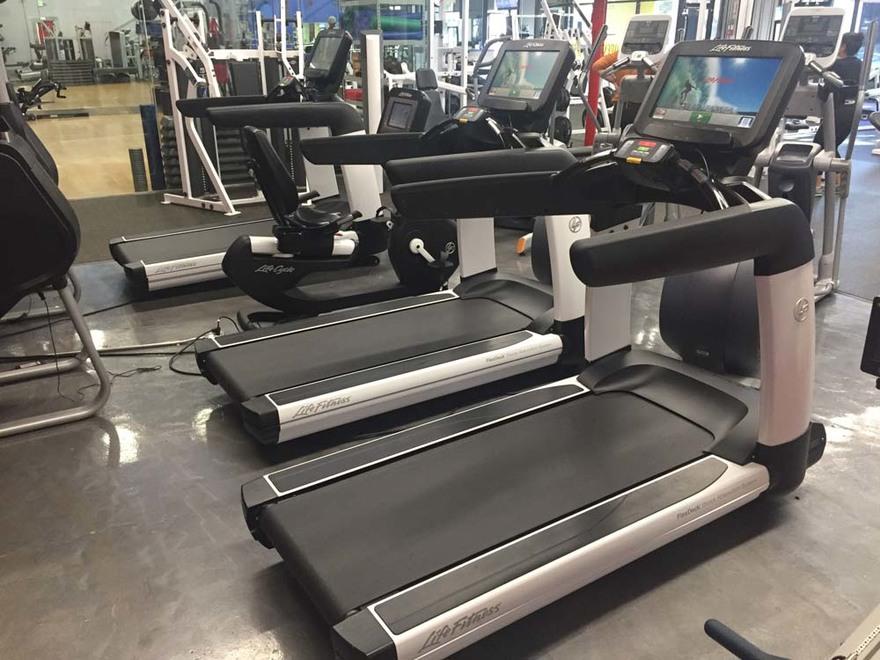 Carpinteria Fitness Gym Tour of Facilities2