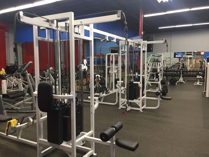 Carpinteria Fitness Gym Tour of Facilities4