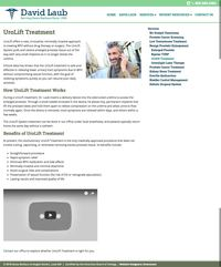 DavidLaub.com Urology Website