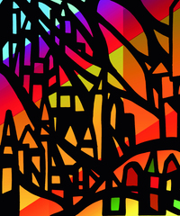City in Movement III
