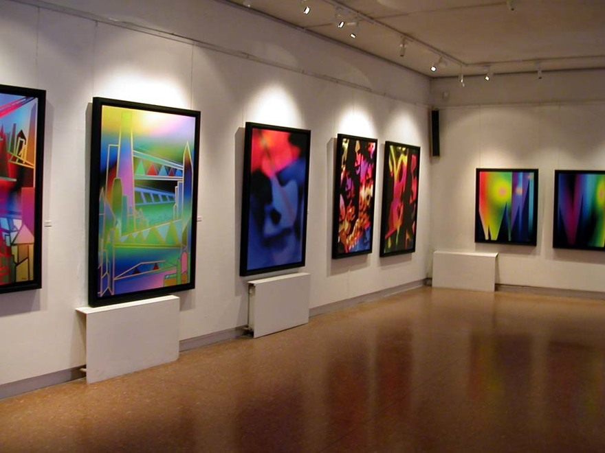 Exhibitions Santa Barbara Artist R.W. Firestone3