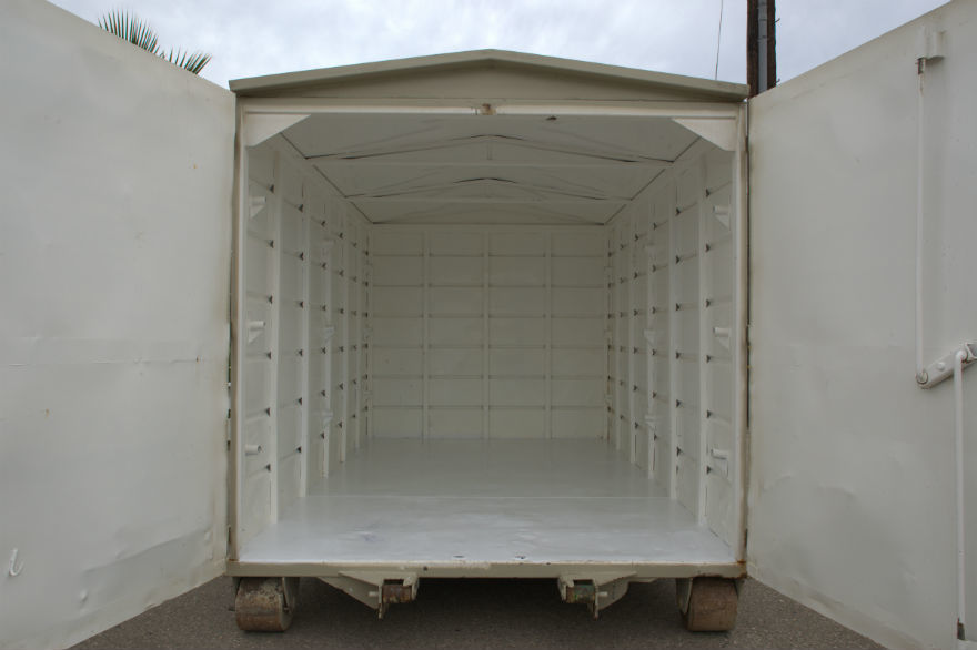 12 Foot Storage Box