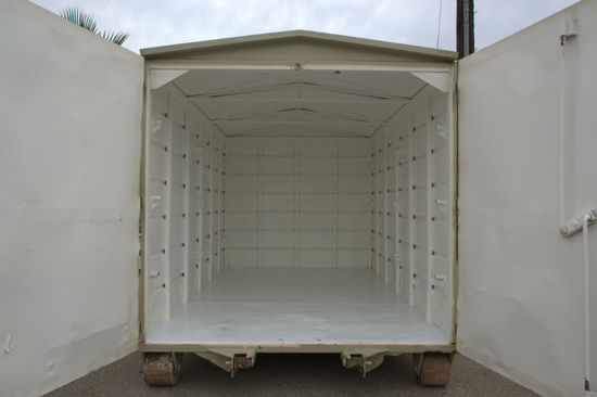 12-Foot Storage Box MarBorg Industries Santa Barbara