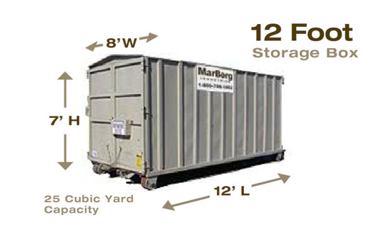 12-Foot Storage Box MarBorg Industries Santa Barbara-2