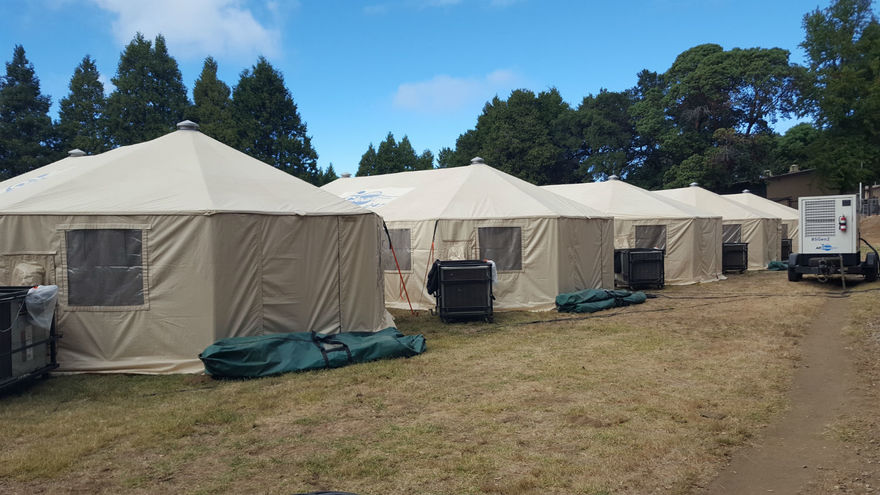 Tents & Shelter All Clean Wash Emergency Services Santa Barbara
