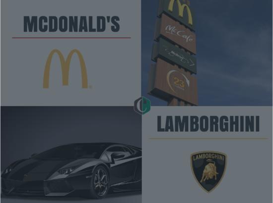 On the Radio: Mcdonald's vs. Lamborghini