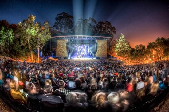 Concerts at the Santa Barbara Bowl