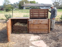 Daniel Wilson Compost Bin