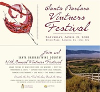 Vintners Festival in Santa Barbara Wine Country