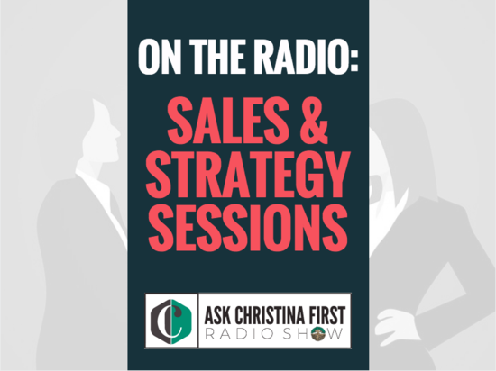 Radio: Marketing- Sales & Strategy Sessions
