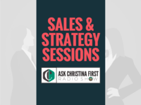 Marketing- Sales and Strategy Sessions