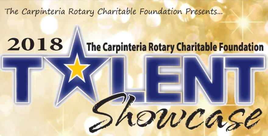 2018 Carpinteria Rotary Charitable Foundation Talent Showcase April 2018