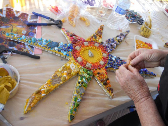 Santa Barbara School of Mosaic Art
