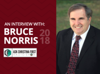 Interview with Bruce Norris 2018