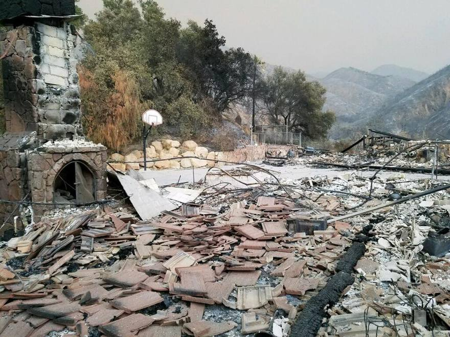 Housing Resources for Thomas Fire Victims Ojai Ventura