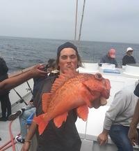 Coral Sea 1/2 day 3.29.18