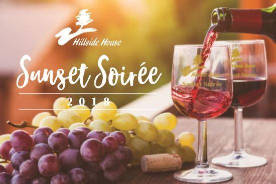 Sunset Soiree 2018 at the El Mirador Estate Santa Barbara June 9 Postcard