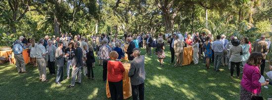 Sunset Soiree 2018 at the El Mirador Estate Santa Barbara June 9 Garden