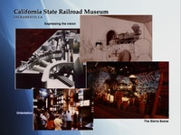California State Railroad Museum Composite