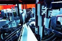 Future City Under Glass