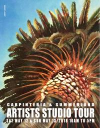 2018 Artists Studio Tour COVER IMAGE