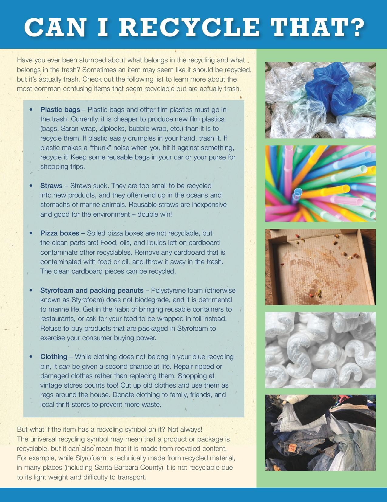 2018 Spring Newsletter - County of Santa Barbara - Page 3