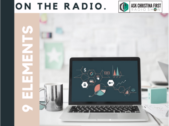 Radio: Nine Elements for the Conscious-Minded Business Owner