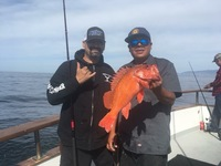 Coral Sea 3/4 day 4.18.18