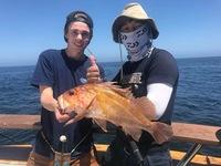 Coral Sea 3/4 day 4.22.18