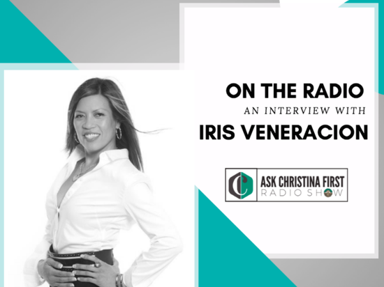 On the Radio: An Interview with Iris Veneracion