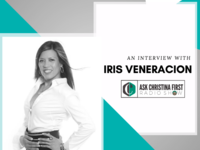 An Interview with Iris Veneracion