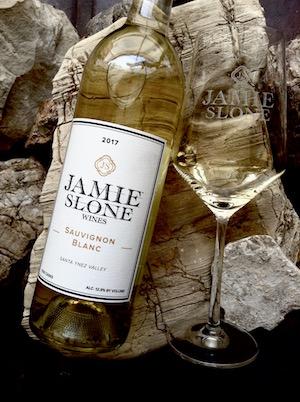 Jamie Slone Wines 2017 Sauvignon Blanc New Release