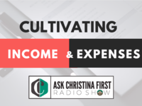 Cultivating Income & Expenses