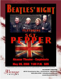 Beatles' Night featuring Sgt. Pepper
