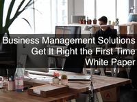 Get Your Step-by-Step Guide to Moving Beyond ERP with Business Management Solutions