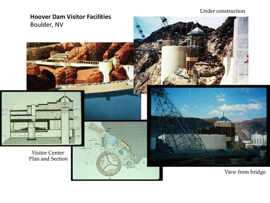 Hoover Dam Visitor Facilities