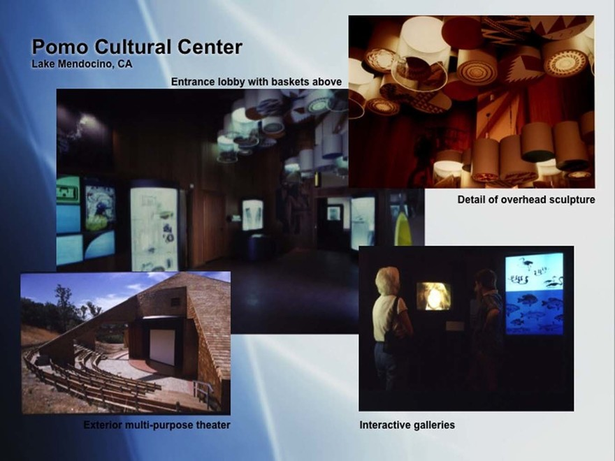 Pomo Cultural Center