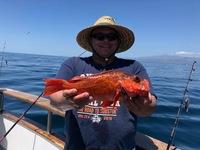 Coral Sea 1/2 day 5.17.18