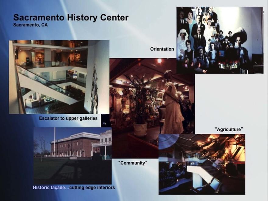 Sacramento History/Discovery Center